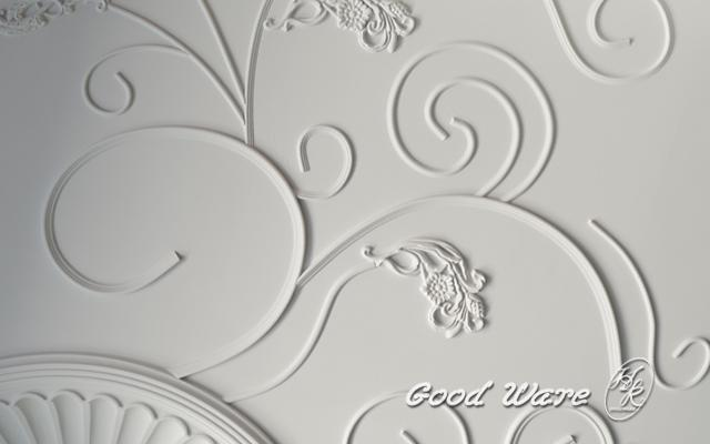 flexible decorative molding