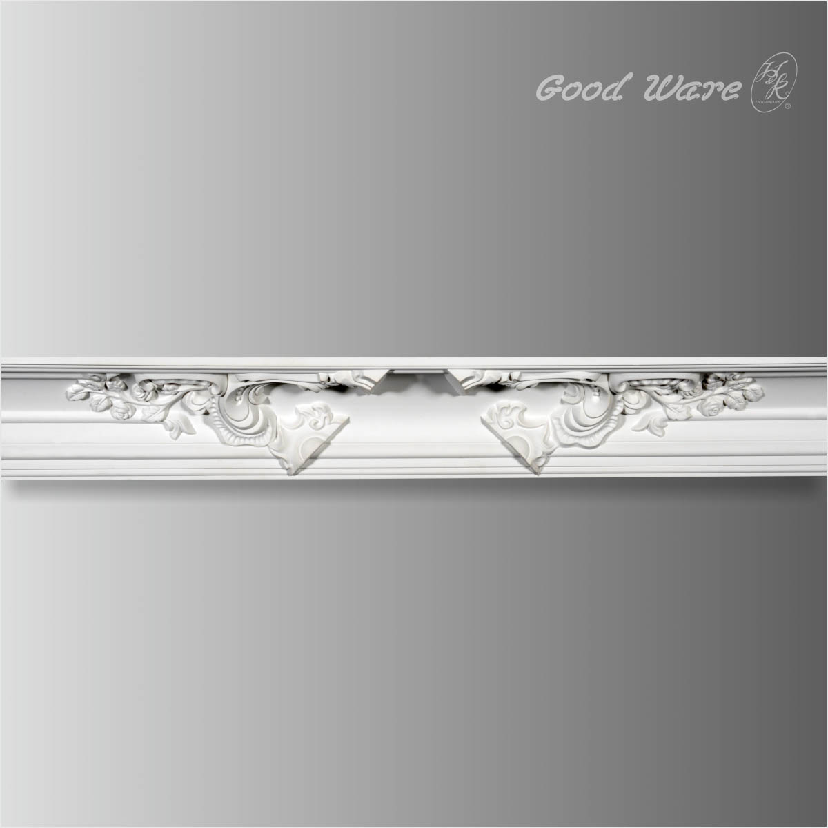 decorative inside corner cove molding