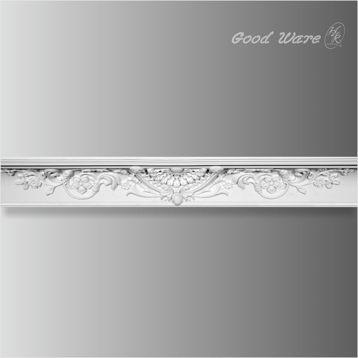 polyurethane ceiling companion crown molding