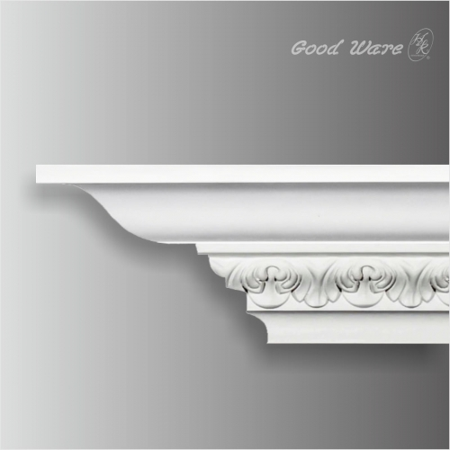 Polyurethane decorative ceiling moulding