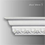 GM-0119 Egg and dart pattern crown moulding for sale