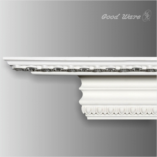90 degree polyurethane decorative trim moulding