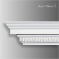 Polyurethane dentil decorative mouldings