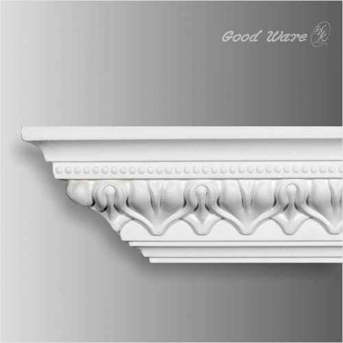 Polyurethane decorative ceiling mouldings