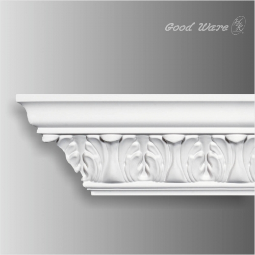 Polyurethane exterior decorative mouldings