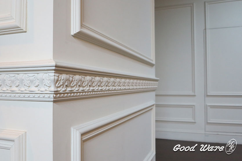 Different Baseboard Molding Styles