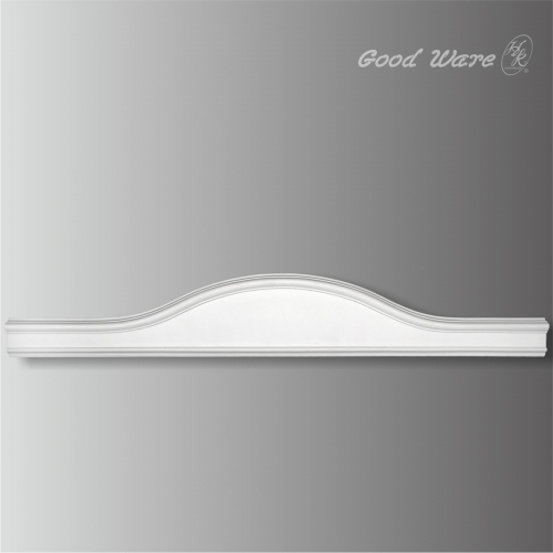 Polyurethane door header moulding for sale