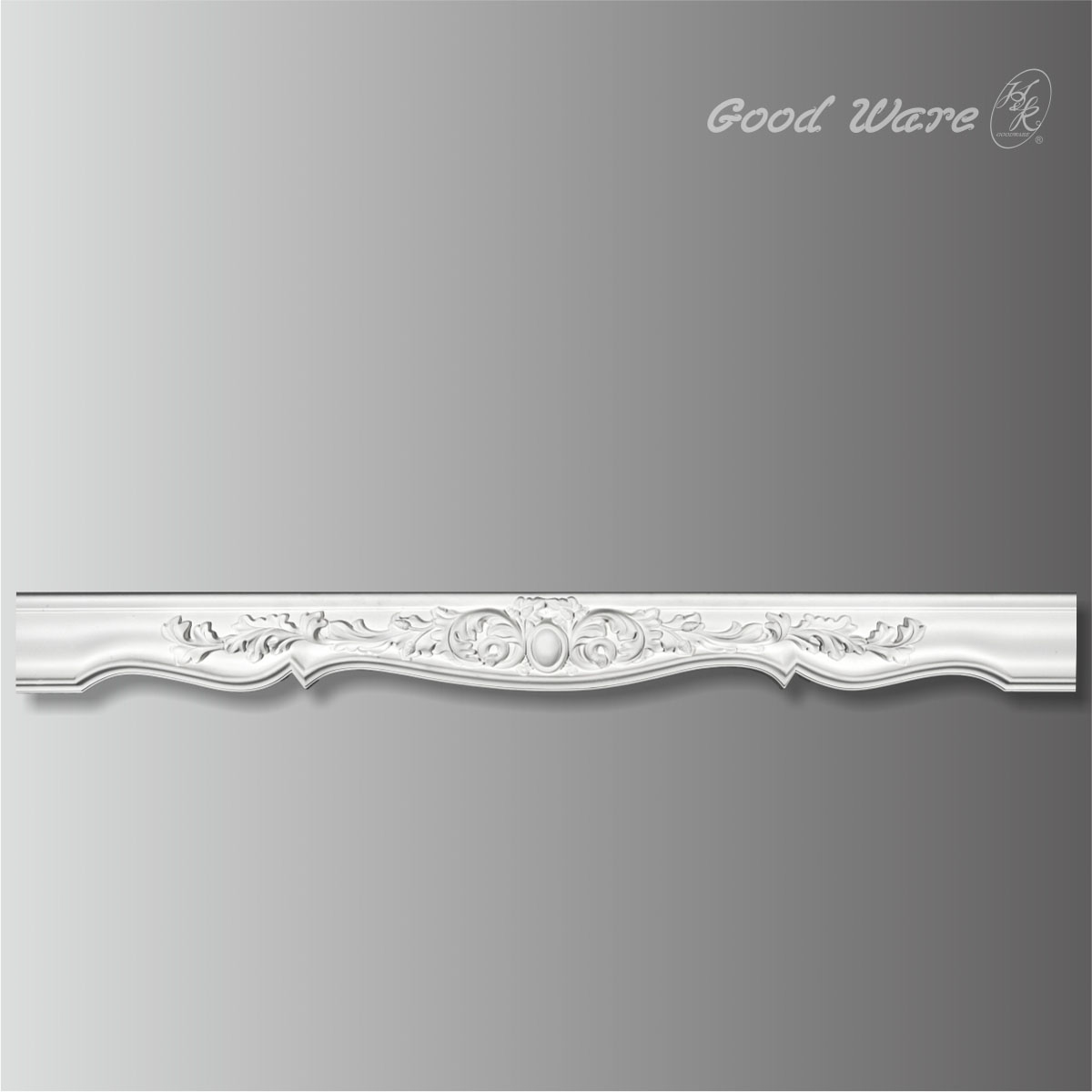 Polyurethane victorian door molding for sale