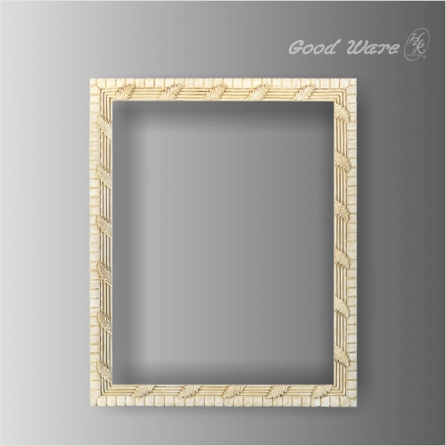 Polyurethane square antique picture frames for sale