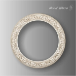GF-871 Acanthus round carved mirror frames for sale