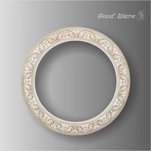 Acanthus round carved mirror frames for sale