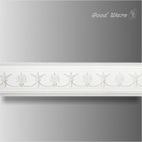 Decorative fireplace trim molding for sale