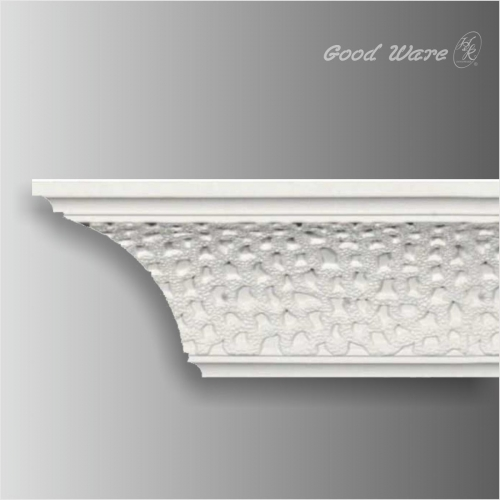 PU decorative coved ceiling moulding supplier