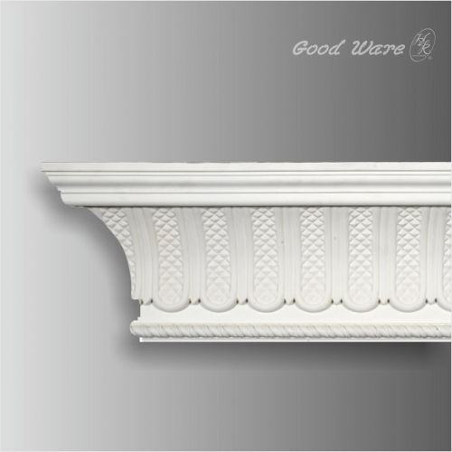 Polyurethane decorative ceiling rope moulding wholesale