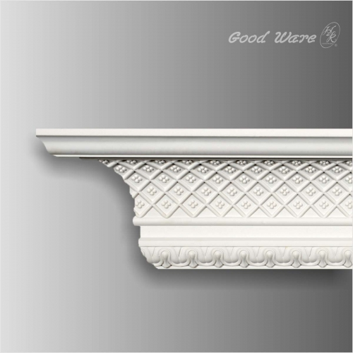 Polyurethane ornamental molding for ceiling