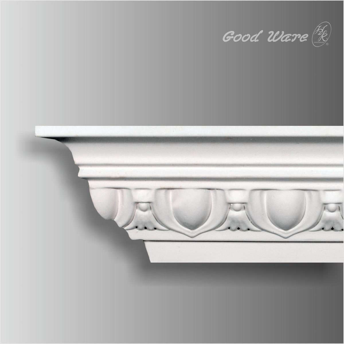 egg and dart cornice for ceiling
