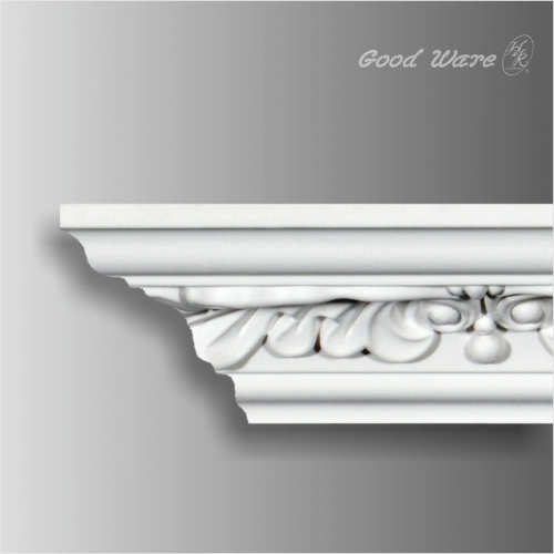 beautiful decorative crown molding