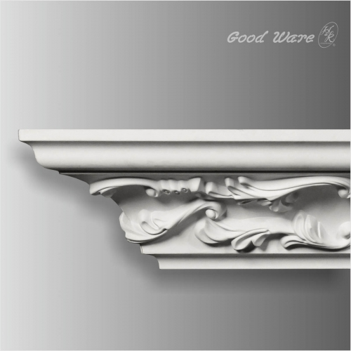 Polyurethane decorative molding for sale