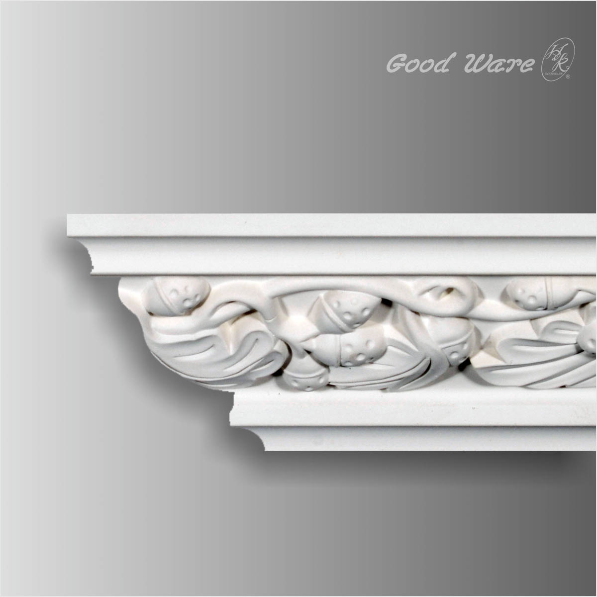 ornamental cornice crown molding