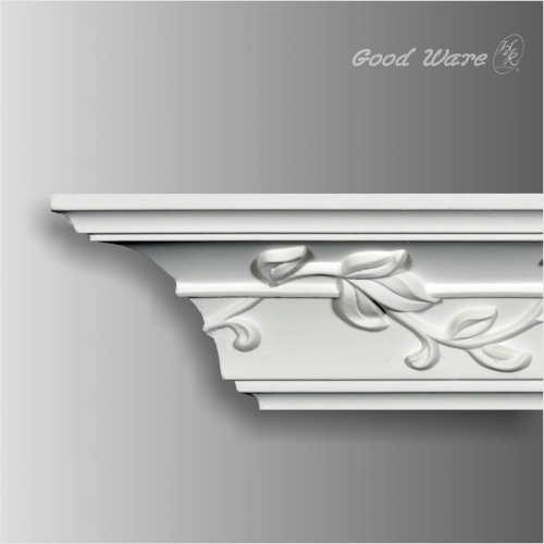 decorative polyurethane crown molding