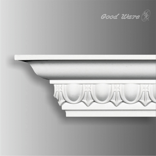 egg and dart classic cornice molding