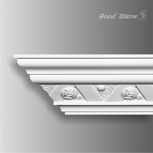 polyurethane decorative foam molding