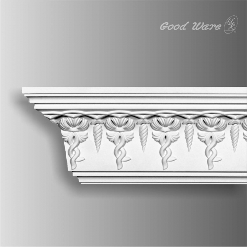Decorative pu crown molding wholesale