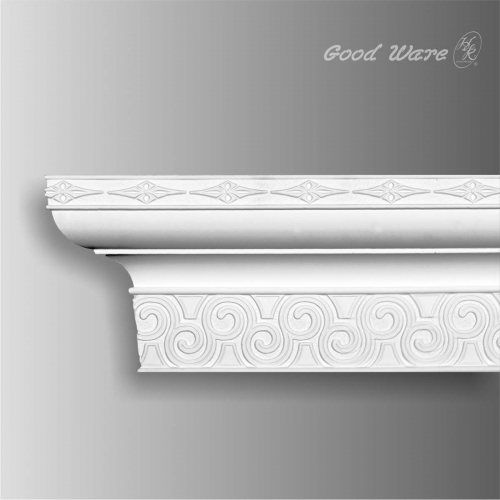 Decorative large crown moulding wholesale