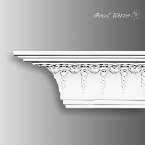 decorative cove crown moulding
