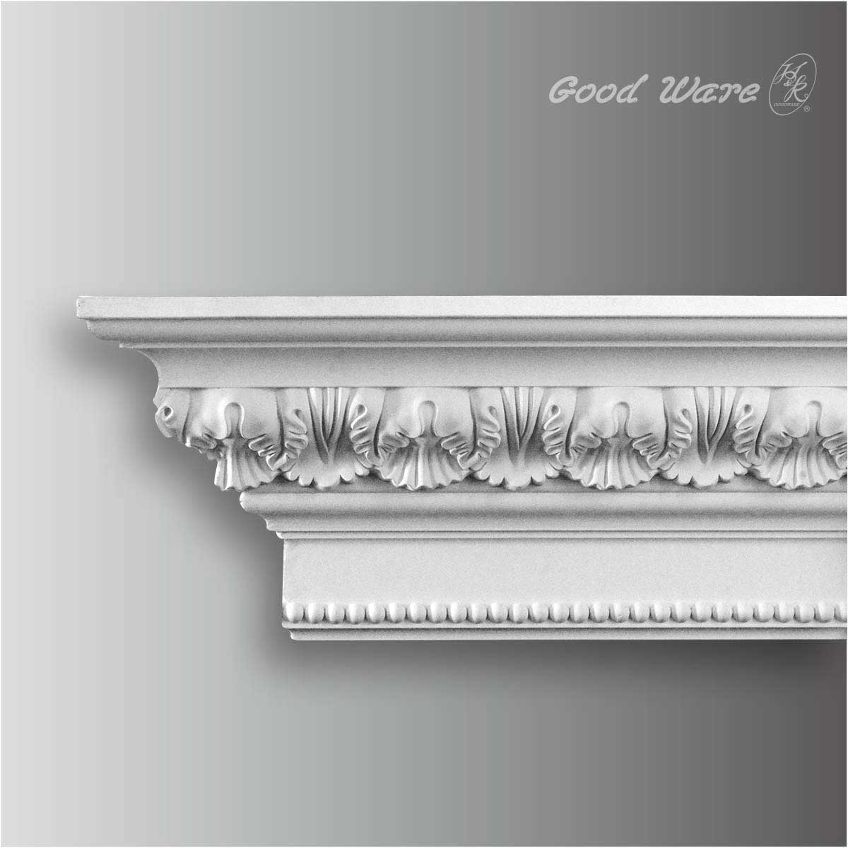 Victorian kitchen cornice mouldings