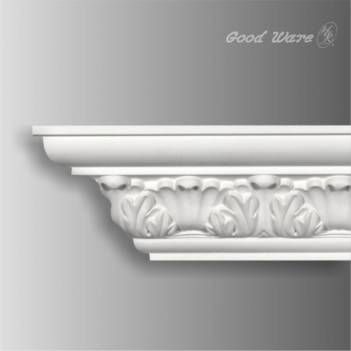 Polyurethane victorian crown molding suppliers