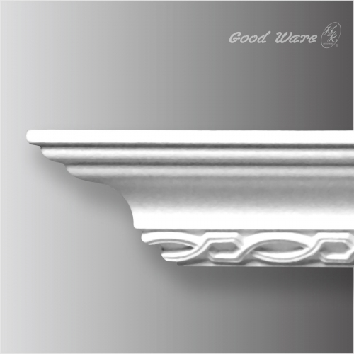 Decorative trim moulding for ceiling