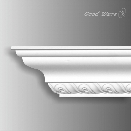 Decorative pu lightweight crown molding