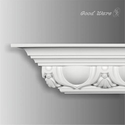 egg and dart traditional crown moulding