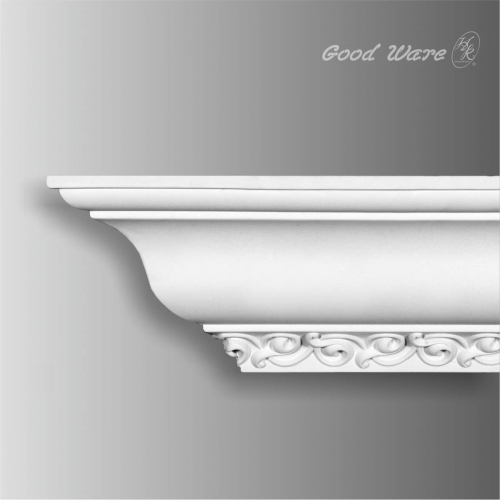 Polyurethane interior crown molding