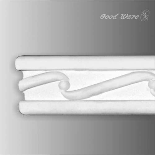 Polyurethane Decorative wall trim moulding