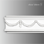 GP-06561 Polyurethane decorative mouldings for fireplaces