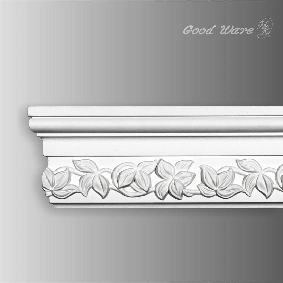 Polyurethane chair rail mouldings
