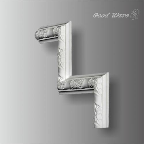 Decorative wall panel moulding corner for sale