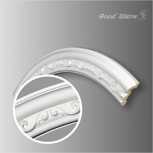 PU decorative ceiling circle molding
