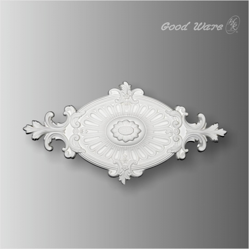 Polyurethane decorative ceiling rose