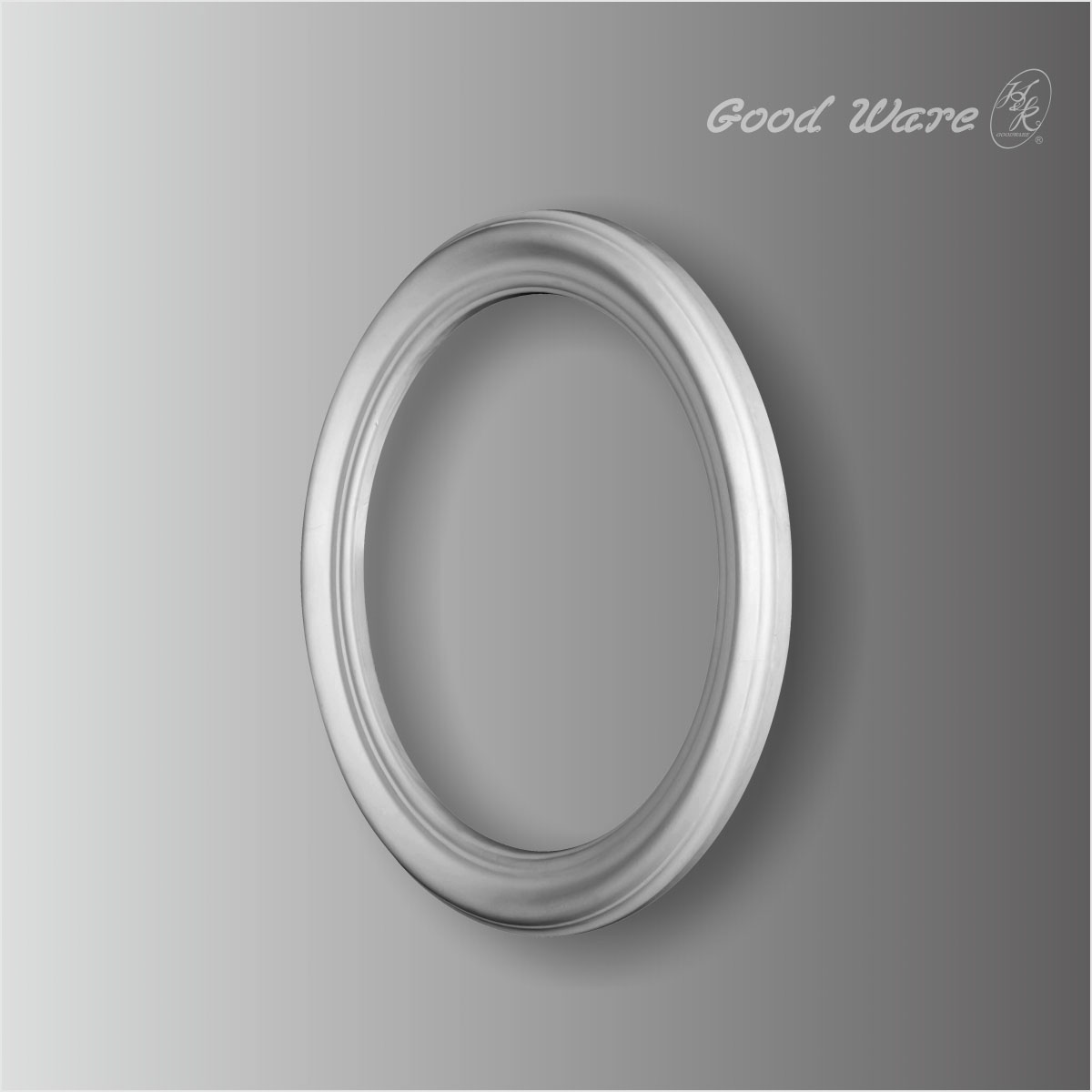 Polyurethane simple ceiling light trim rings