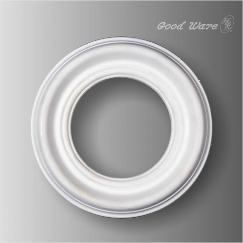 Polyurethane small ceiling light ring for sale