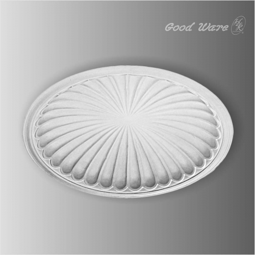 Polyurethane decorative ceiling domes for sale
