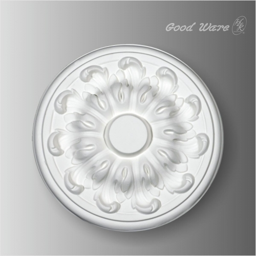 Small polyurethane ceiling rose for sale