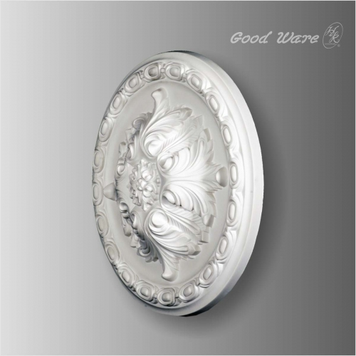 Ornamental small ceiling medallion for sale