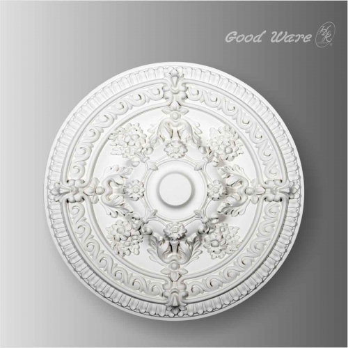 Polyurethane ceiling ornaments medallion
