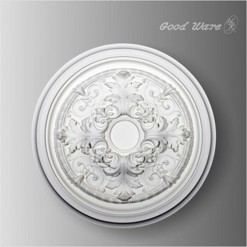 Polyurethane decorative ceiling plate