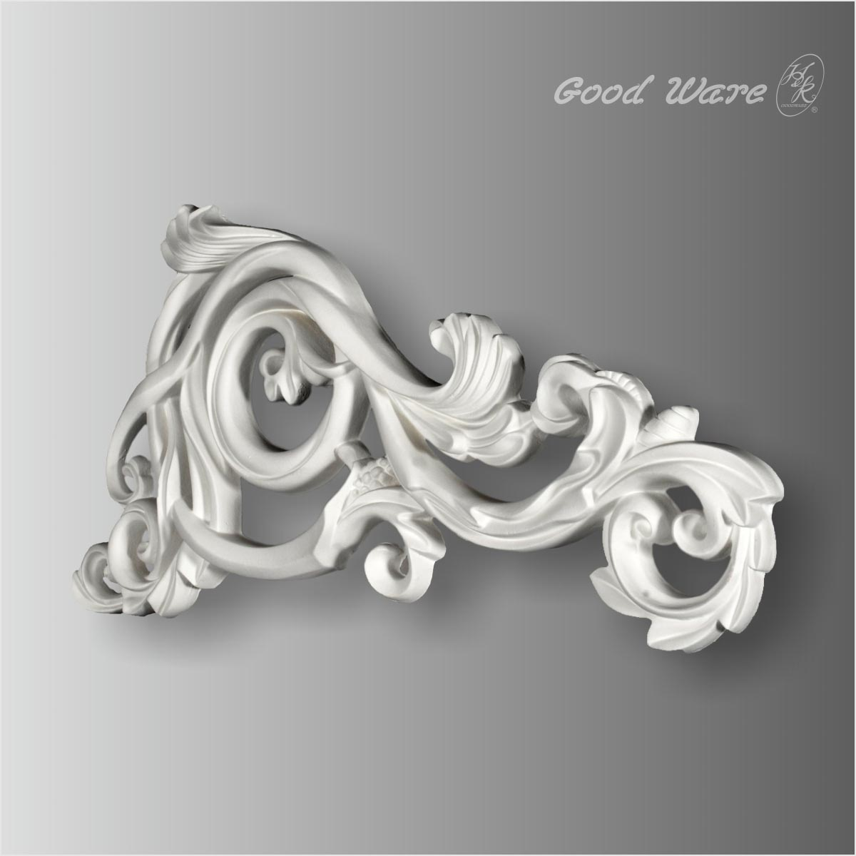 Polyurethane wall appliques for sale