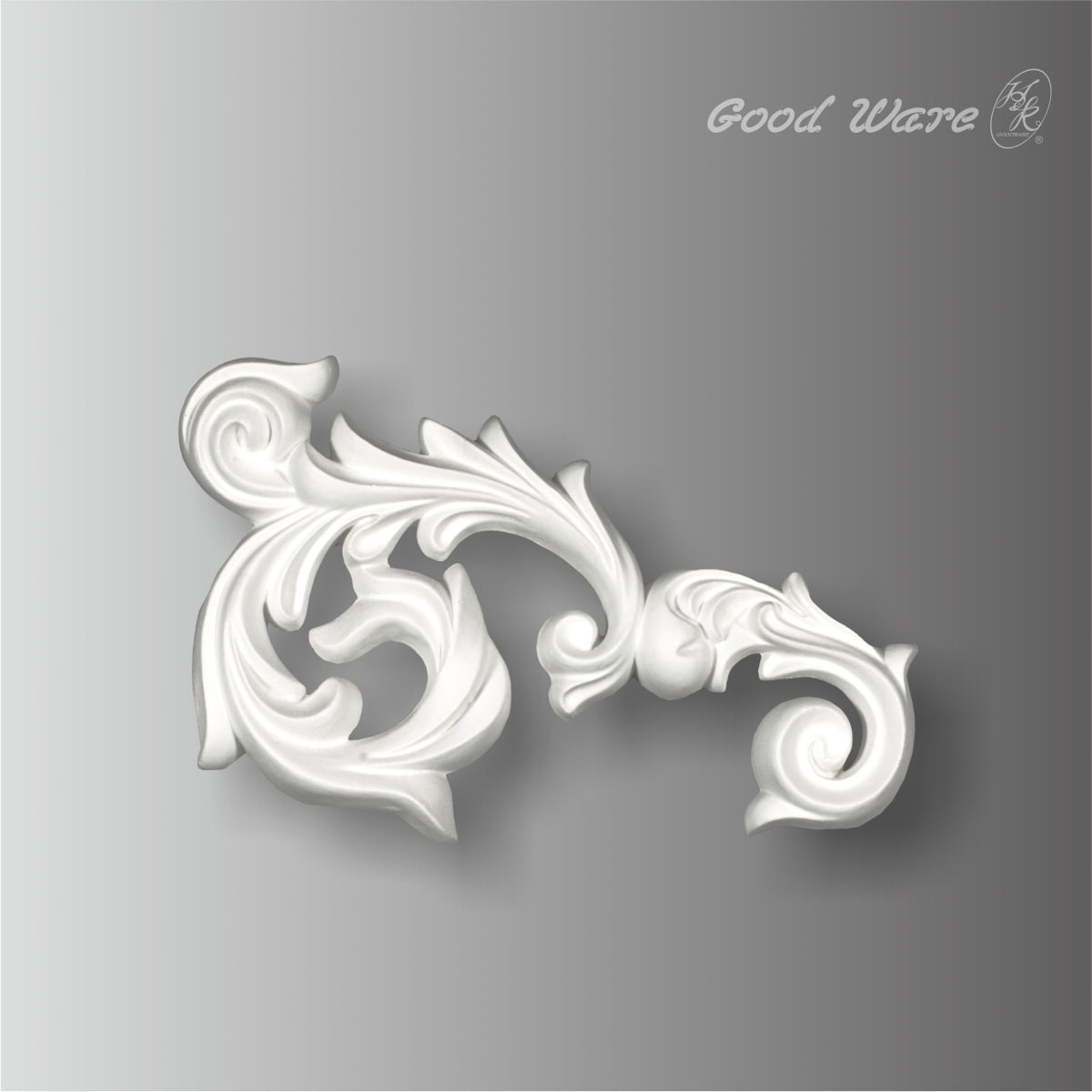 Decorative wall decor accessories molding